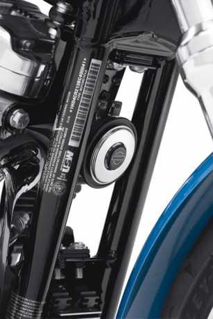 Harley-Davidson Laute Hupen-Kit chrom  - 69000007