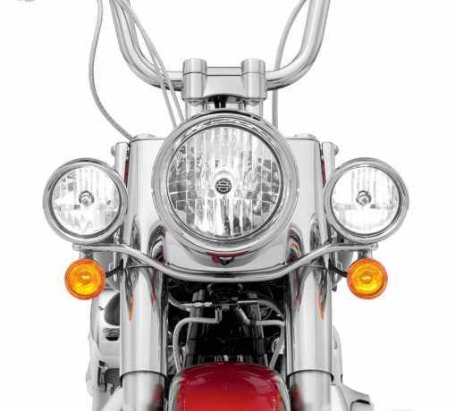 Harley-Davidson Zusatzscheinerwerfer-Kabelstrang zur unabhängigen Steuerung  - 69200442