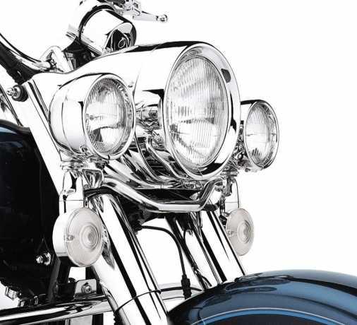 Harley-Davidson Turn Signal Lens Kit - Clear - Flat Lens  - 69307-02