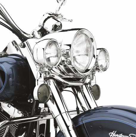 Harley-Davidson FlatTurn Signal Lens Kit smoked  - 69308-02
