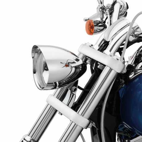 Harley-Davidson Scheinwerfer-Montagesystem für Bullet Scheinwerfer (Hohe Befestigung)  - 69611-06