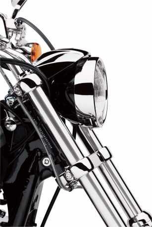 Harley-Davidson Scheinwerfer Zierring  - 69624-99A