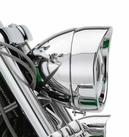 Harley-Davidson Zierschirm für Scheinwerfer  - 69738-05