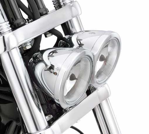 Harley-Davidson Doppelscheinwerfer-Kit  - 69802-08