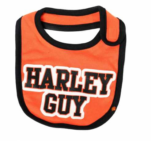 H-D Motorclothes Harley-Davidson Babylätzchen Harley Guy/Born and Raised  - 7059507