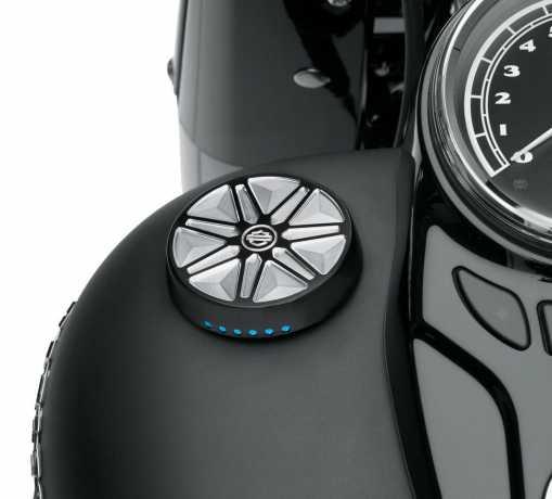 Harley-Davidson Chisel LED Tankanzeige  - 70900354