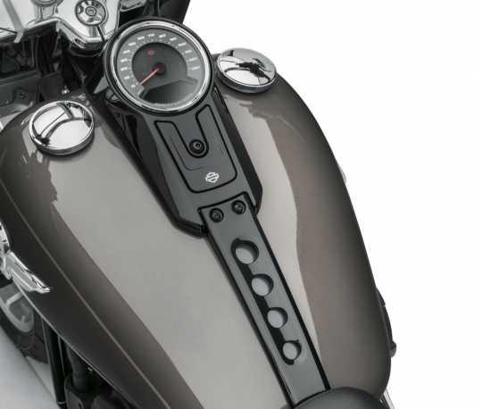 Harley-Davidson Konsolen Kit schwarz  - 70900817