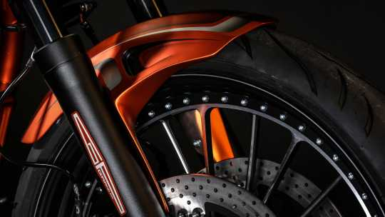 Thunderbike Frontfender GP Style  - 71-70-120