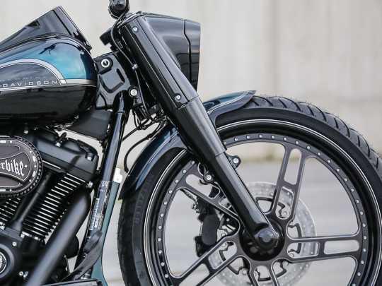 """Thunderbike Front Fender 23"""" Fiberglass  - 71-74-050"""