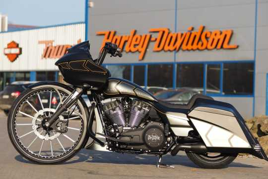 "Thunderbike Frontfender Daytona 30"" Stahl  - 71-77-050"