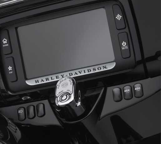 Harley-Davidson Auxiliary Power Switch Kit - Fairing Mount  - 71400129