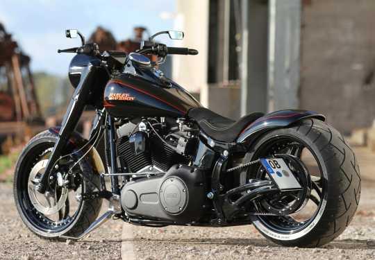 """Thunderbike Heckfender Steel 18""""  - 72-72-170V"""