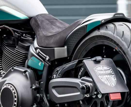 Thunderbike Heckfender Montageblenden schwarz  - 72-74-310