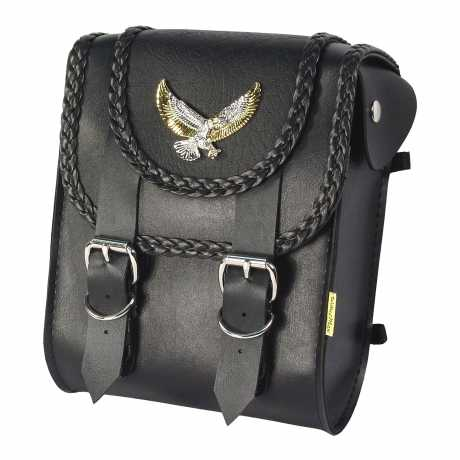 Willie & Max Willie & Max SBB411 Black Magic Sissybar Bag  - 73-31139