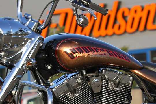 Thunderbike Thunderbike Custom Alutank Daytona 19.5 Liter  - 73-77-020