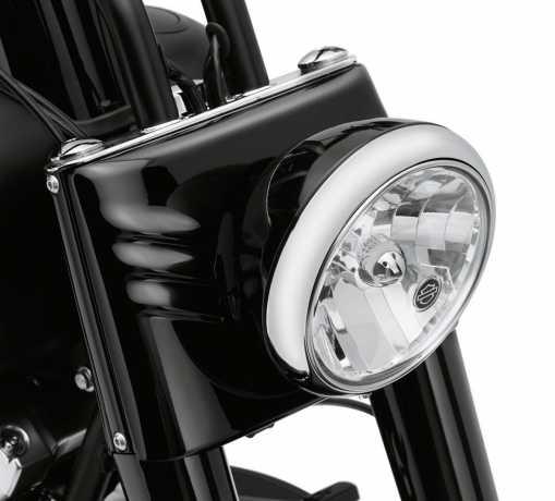 Harley-Davidson Scheinwerfergehäuse, schwarz  - 73294-10
