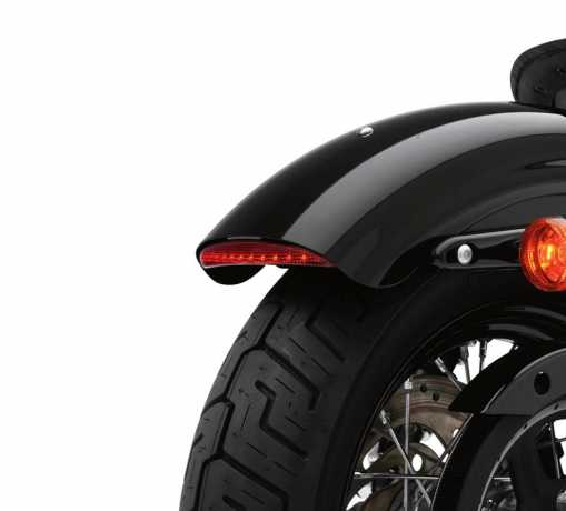 Harley-Davidson Chopped Fender Abschlussleuchte Rotes Glas  - 73420-11