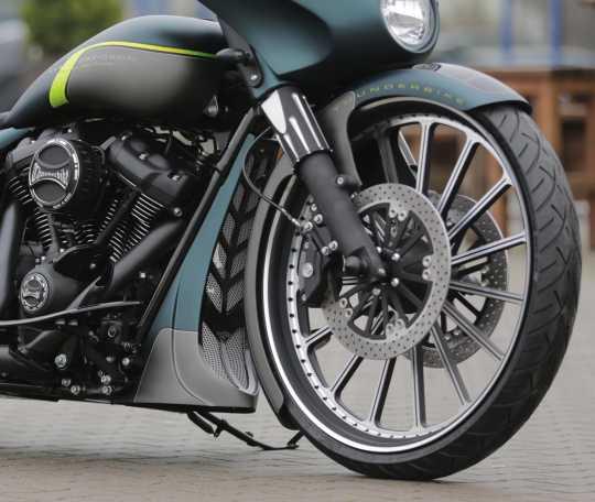 Thunderbike Bugspoiler Daytona mit Sturzbügel - 74-77-030
