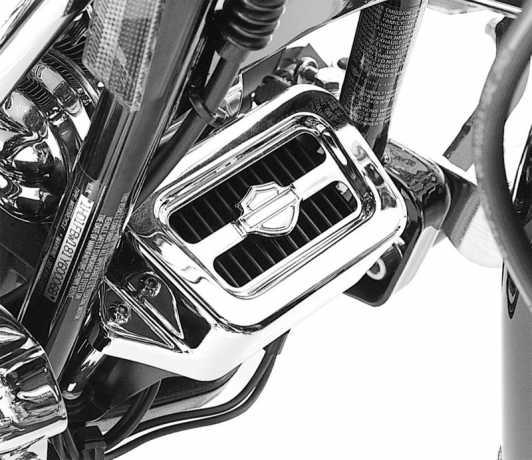 Harley-Davidson Voltage Regulator Cover chrome  - 74543-00