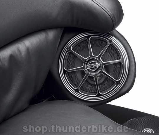 Harley-Davidson Burst Tour-Pak Speaker Trim  - 76000522