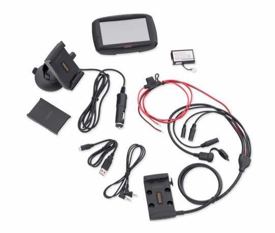Harley-Davidson Road Tech Zumo 590 Navigation System  - 76000765