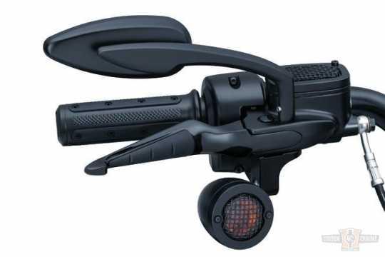 Küryakyn Küryakyn ISO Levers gloss black  - 77-5735