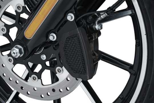 Küryakyn Küryakyn Front Caliper Mesh Covers, satin black  - 77-6543