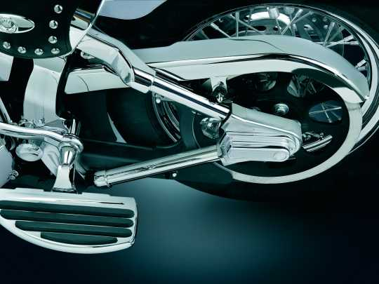 Küryakyn Küryakyn Swingarm Cover Set, Chrome  - 77-8108