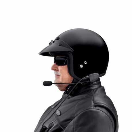 Harley-Davidson Boom! Audio Premium Musik- & Kommunikations-Headset für Integralhelme  - 77117-10