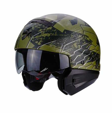 Scorpion Helmets Scorpion Exo Combat Helmet, ratnik matte green  - 82-223-29V