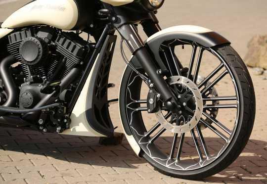 Thunderbike Thunderbike Unbreakable Front Wheel 3.75x26, forged  - 82-77-220V