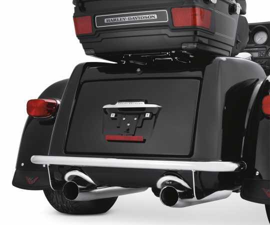 Harley-Davidson Auspuffverzierung  - 83843-09
