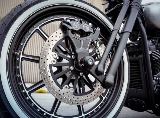 Thunderbike Caliper Bracket PM-Radial 340mm SF  - 84-74-101