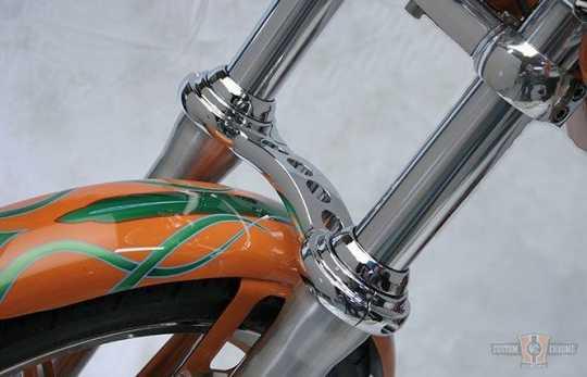 Custom Cycle Engineering Custom Cycle Engineering Fork Trust  - 88-8384