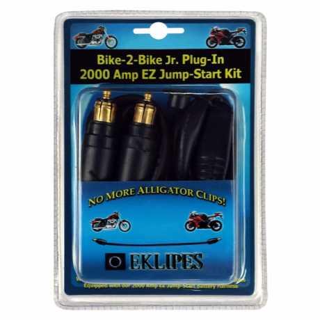 Eklipes Eklipes Bike-To-Bike Jr. Starthilfe Kit  - 88-9715
