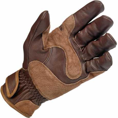 Biltwell Biltwell Work Gloves, brown  - 956973V