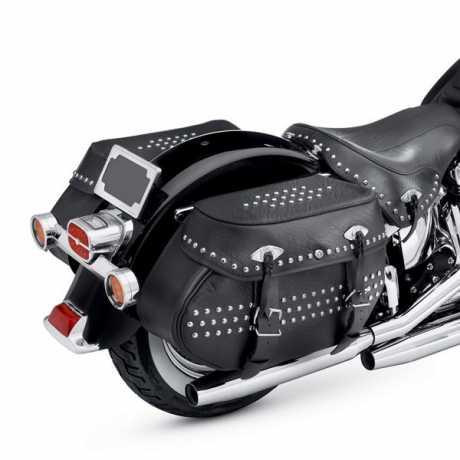 Harley-Davidson Schloss-Set - Passend zum vorhandenen Schlüsselcode  - 90300010