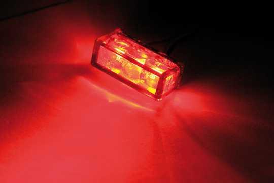 Shin Yo Shin Yo LED Rücklicht CUBE-H getönt  - 88-8206
