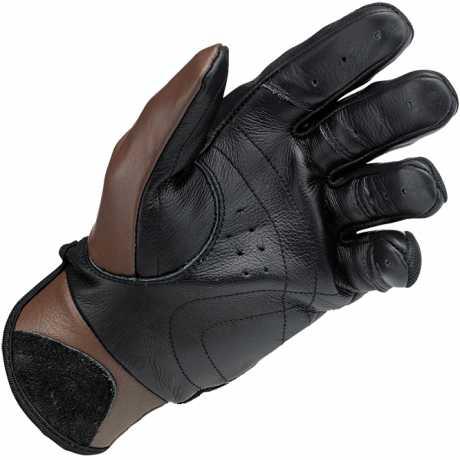 Biltwell Biltwell Bantam Gloves black / brown  - 956949V