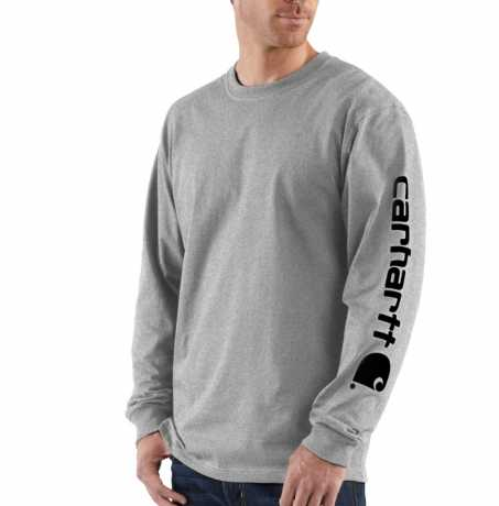 Carhartt Carhartt Longsleeve Logo Shirt  - 89-0293V