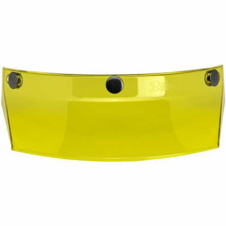 Biltwell Biltwell Moto Visor, yellow / translucent  - 956036
