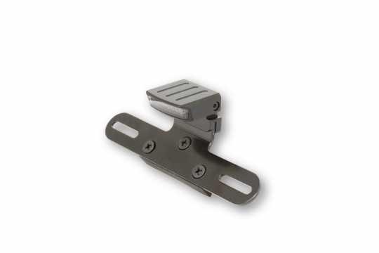 Shin Yo Shin Yo LED Taillight Move Type 2 Adjustable with Bracket, Black & Smoke  - 89-0769