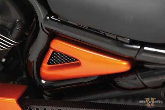 Cult-Werk Cult-Werk Gas Tank Cover, GT black  - 89-0772