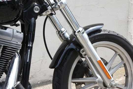 Easyriders Japan Easyriders Front Fender Short, black  - 89-3073
