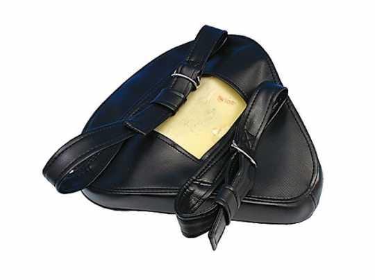 Easyriders Japan Easyriders Zabuton Pad, Synthetic Leather, schwarz  - 89-3799