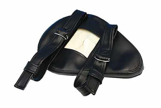 Easyriders Japan Easyriders Zabuton Pad, Synthetic Leather, Black  - 89-3800
