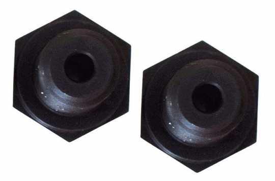"Flywheel Design Flywheel Design Cylinder Head Breather Screen Bolt 3/8""-16 UNC schwarz  - 89-4416"