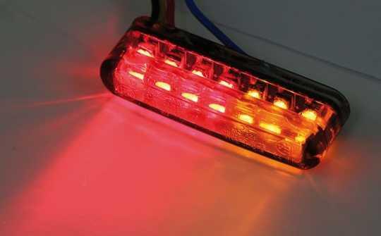 Shin Yo Shin Yo LED Build-In Rücklicht & Blinker Shorty smoke  - 89-4440