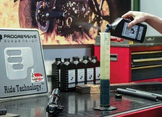 Progressive Suspension Progressive Suspension Fork Oil Standard SAE 10wt. (Type E)  - 89-9813
