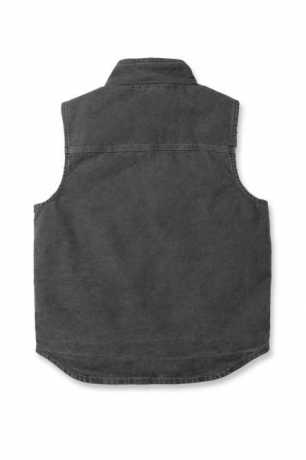 Carhartt Carhartt Mock Neck Weste grau  - 90-0861V